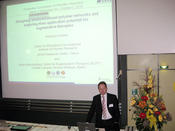 Prof. Andreas Lendlein (GKSS Research Centre Geesthacht GmbH of the Helmholtz-Society)